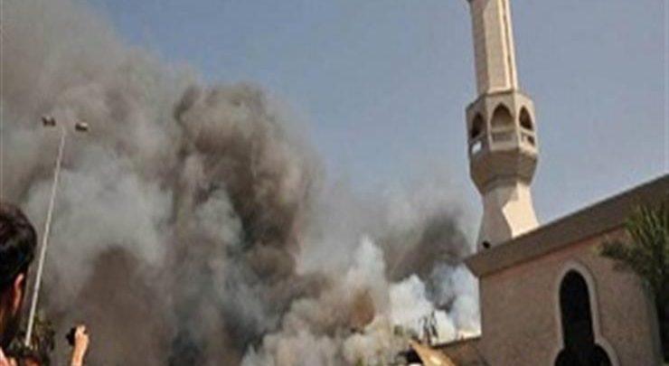 العدد النهائي لشهداء مسجد الروضة بالعريش