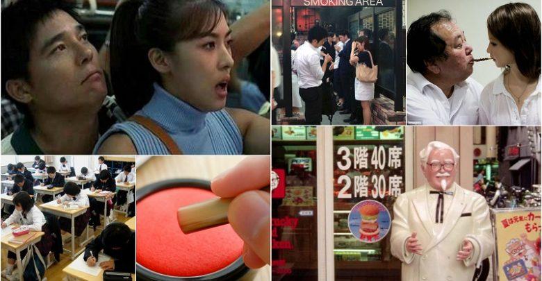 أغرب 8 أشياء ستصدمك عن اليابان