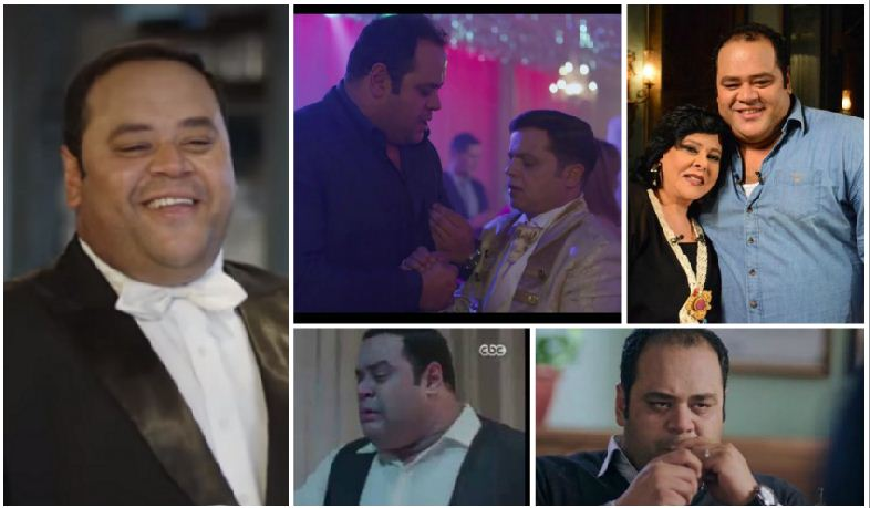 """صورة محمد ممدوح .. """"تايسون"""" الدراما المصرية"""