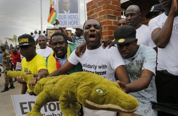 رئيس زيمبابوي الجديد