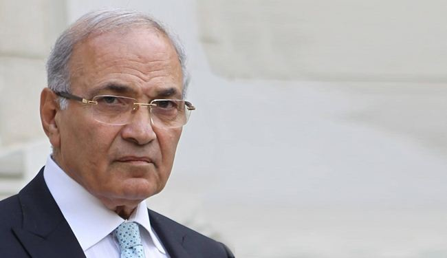 أحمد شفيق يشارك في انتخابات الرئاسة