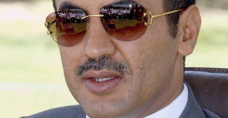نجل علي عبد الله صالح