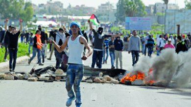 صورة هذا ما قاله محمود المصري أول شهداء المظاهرات الفلسطينية