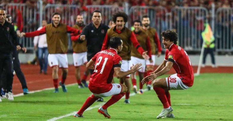 تشكيل الأهلي أمام الأسيوطي سبورت في الدوري المصري
