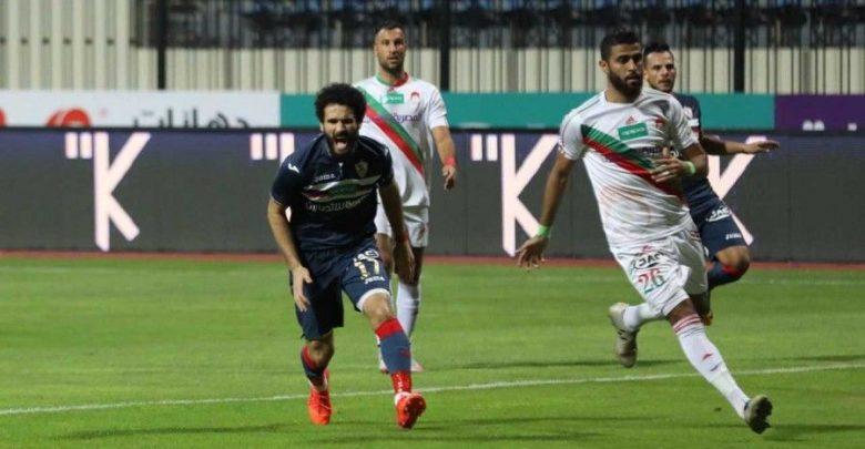 تشكيل الزمالك أمام حرس الحدود في كأس مصر