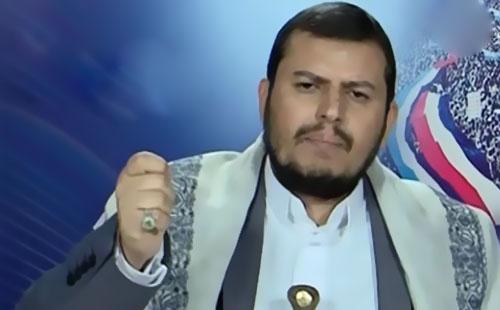 زعيم ميليشيا الحوثي