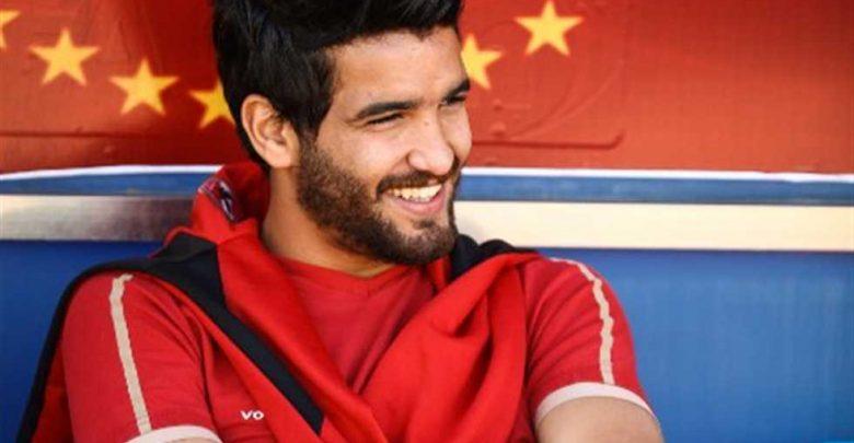 الأهلي يكشف سر استبعاد صالح جمعة من مباراة النصر