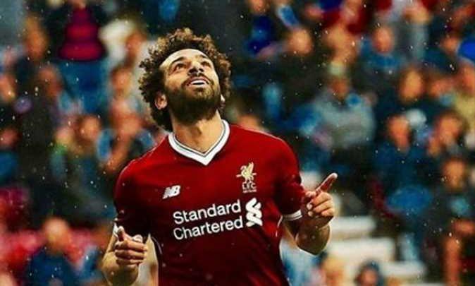 محمد صلاح يتفوق على نجوم ليفربول