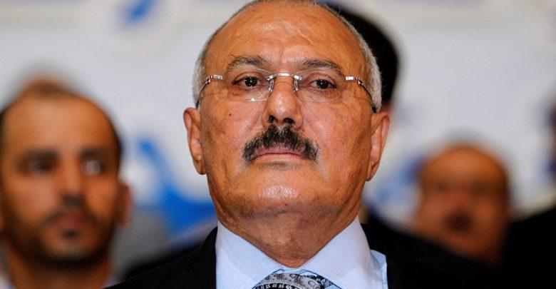 الرئيس اليمني السابق