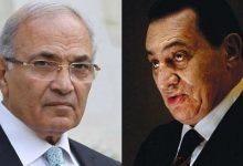 صورة فيديو.. أول تعليق لـ «مبارك» على ترشح شفيق.. وهذه نصيحته له