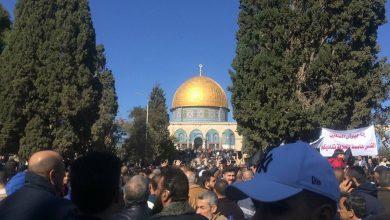 صورة يوم الغضب يجتاح القدس عقب قرار ترامب.. شاهد بالفيديو والصور