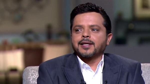 رد مثير من محمد هنيدي على إعلامي سعودي توقع خروج مصر من المونديال