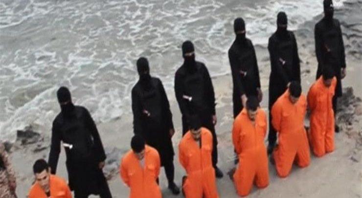إعترافات هشام العوكلي ذابح الاقباط المصريين في ليبيا..فيديو