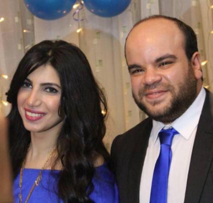 شاهد..أول صور لمحمد عبد الرحمن قبل حفل زفافه