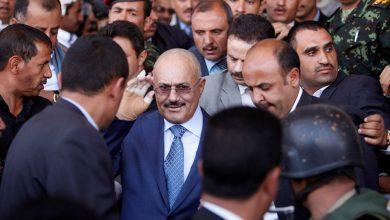 صورة وكالة روسية تنشر الفيديو الأخير لعلي عبد الله صالح قبل مقتله.. شاهد