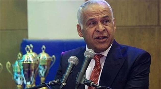 الحالة الوحيدة لتدخل البرلمان لحل اتحاد الكرة المصري