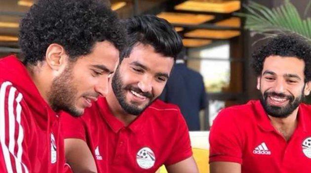 مران الأهلي يشهد عدم إلتزام صالح جمعة