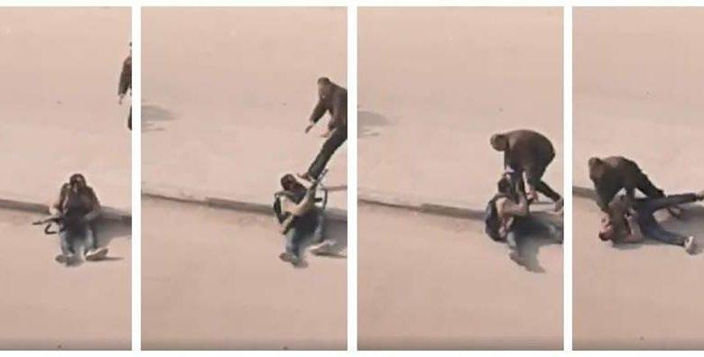 بطل موقعة القبض على إرهابي حلوان