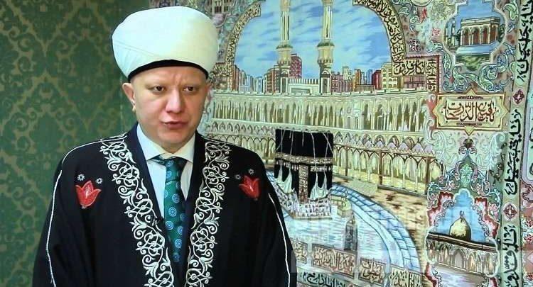 مفتي روسيا يصدم الدول العربية