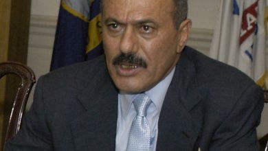 صورة موقع يمني : أنصار الله دفنت جثمان علي عبد الله صالح ليلًا بحضور 5 أشخاص من عائلته