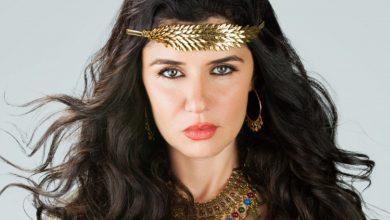 صورة غادة عادل تخطف الأنظار بإطلالتها الأجرأ في حفل «دير جيست».. شاهد
