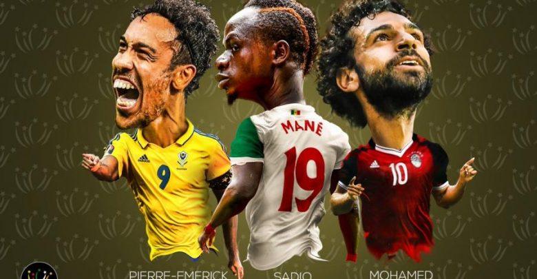 السجل الكامل لجائزة أفضل لاعب في إفريقيا