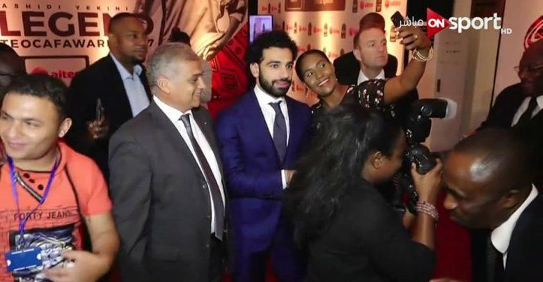 تصريح مثير لمحمد صلاح عقب تتويجه بجائزة أفضل لاعب في قارة إفريقيا
