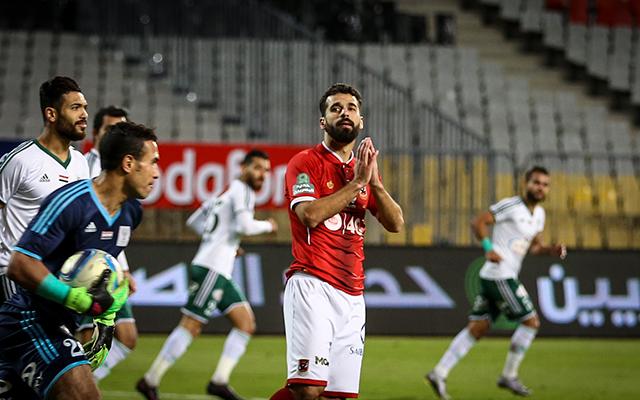 هروب لاعب المصري البورسعيدي قبل مباراة السوبر