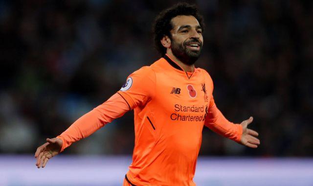 شبية «محمد صلاح» يثير جدل في مباراة ليفربول