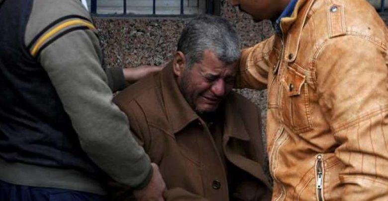 تفاصيل مقتل ضحيتا العمرانية ليلة رأس السنة أمام أطفالهما