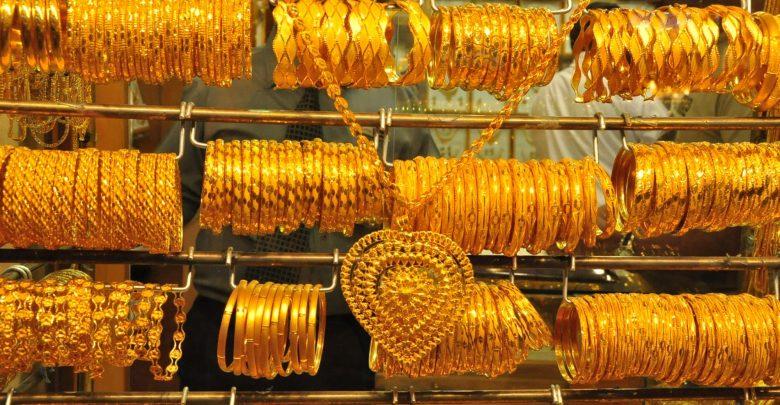 انخفاض بسيط في اسعار الذهب اليوم..عيار 21 يسجل هذا الرقم