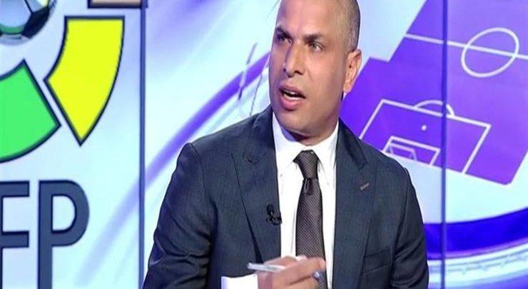وائل جمعة يشيد بكوليبالي