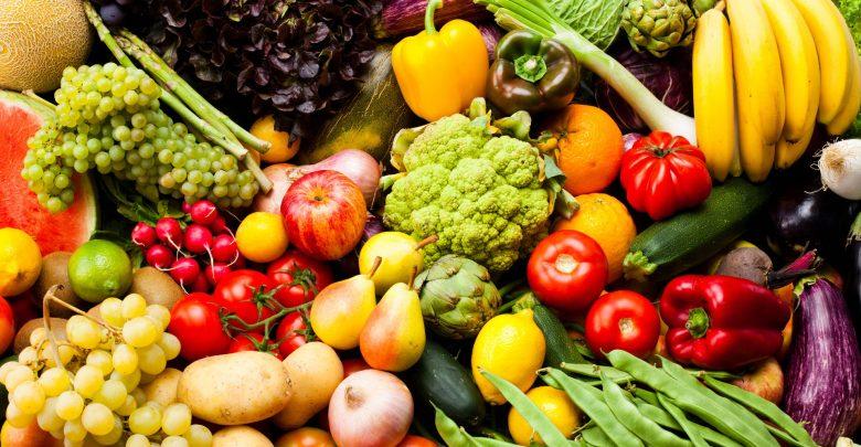 أسعار الخضروات والفاكهة اليوم الأربعاء