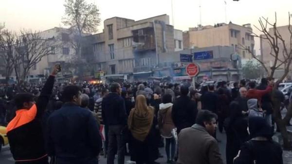 ثورة الجياع بإيران