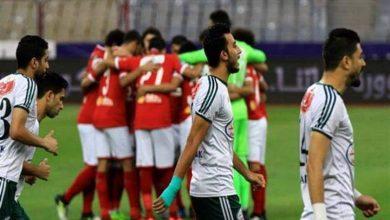 صورة جماهير الأهلي ترفع أسماء الـ «74» قبل مواجهة المصري