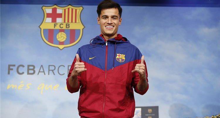 برشلونة يوافق على بيع كوتينيو لمانشستر يونايتد بشرط