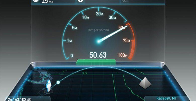 خطوات زيادة سرعة الانترنت