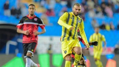 صورة الاتحاد الإفريقي لكرة القدم يعاقب عماد متعب بالإيقاف والسبب ؟