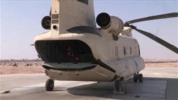 القوات الجوية تقصف البؤر الإرهابية بشمال سيناء
