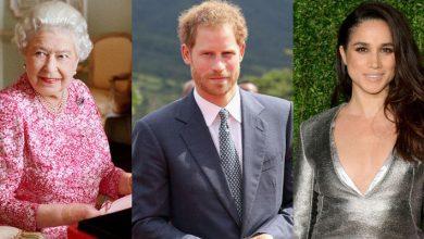 صورة الملكة اليزابيث تصدر أمر ملكي بشأن زواج الامير هاري.. مفاجأة