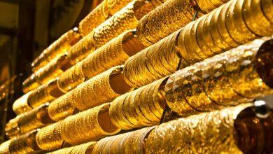 صورة انخفاض شديد في أسعار الذهب .. والجرام عيار 21 يسجل هذا السعر