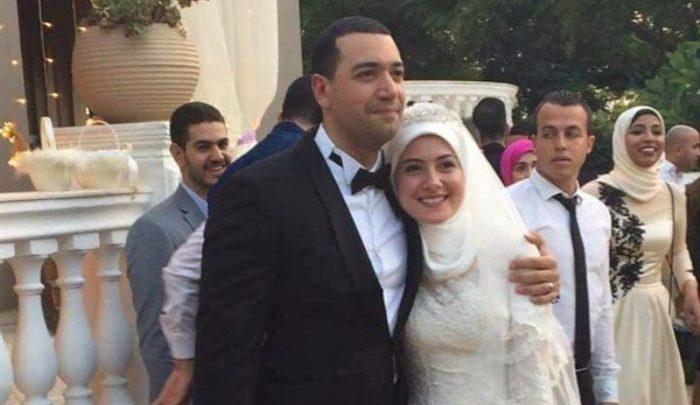أول تعليق من بسنت نور الدين بعد زواج معز مسعود