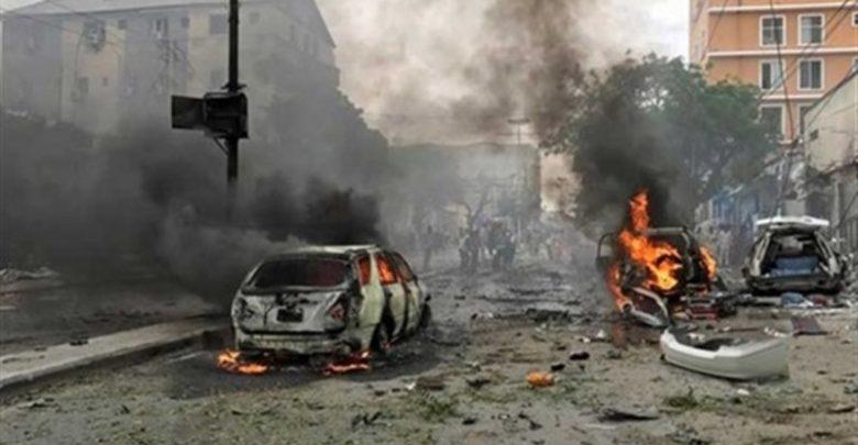 تفجير مفوضية الانتخابات الليبية