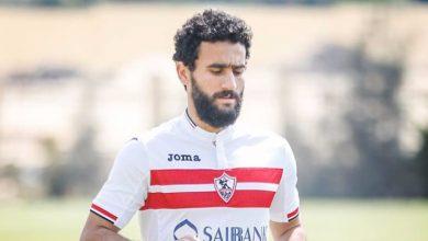 صورة تعرف على حقيقة عدم مشاركة باسم مرسي أمام الزمالك في الدوري المصري الممتاز