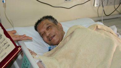 صورة وفاة الفنان محمد شرف عن عمر يناهز الـ55عاما بسبب مشكلات صحية بالقلب
