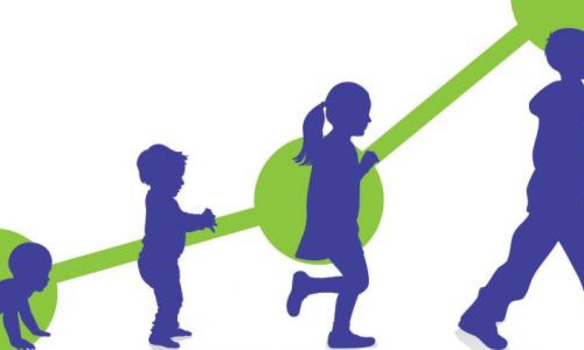 مطوية عن خصائص النمو للمرحلة الابتدائية
