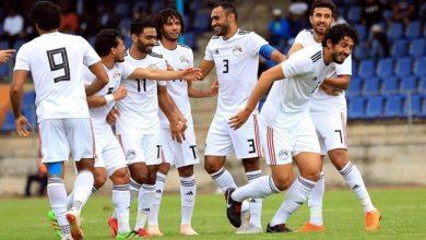صورة موعد مباراة مصر ونيجيريا بتوقيت القاهرة