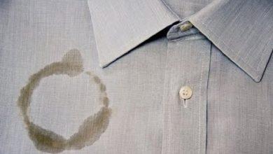 صورة في 5 دقائق…تخلصي من بقع الزيت على الملابس