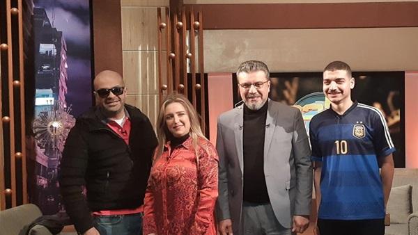 كايا حبيب سارة...مع عمرو الليثي اليوم في واحد من الناس