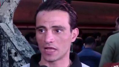 صورة محمد عبد الرحمن يروي اللحظات الأخيرة قبل انفجار قطار محطة مصر.. فيديو